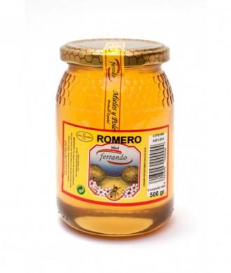 MIEL ROMERO FERRANDO 500 g