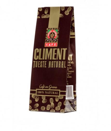 Paquete de Café Natural Climent de 125 gr