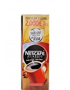 CAFÉ SOLUBLE DESCAFEINADO...