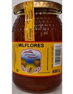 MIEL MIL FLORES FERRANDO 500Gr
