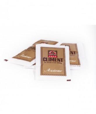 Azucar en bolsas Climent