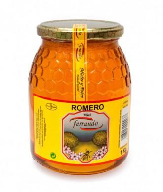MIEL DE ROMERO FERRANDO 1Kg